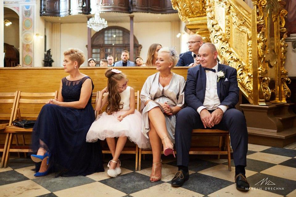 ślub w kościele jezuitów w piotrkowie