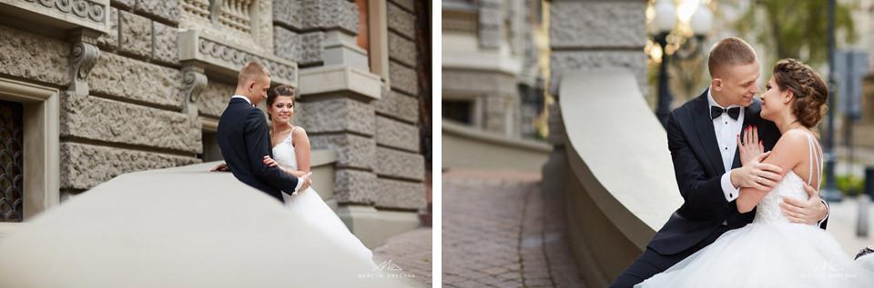 zdjęcia ślubne szkoła muzyczna w łodzi