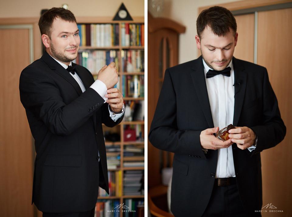 garnitur ślubny piotrków