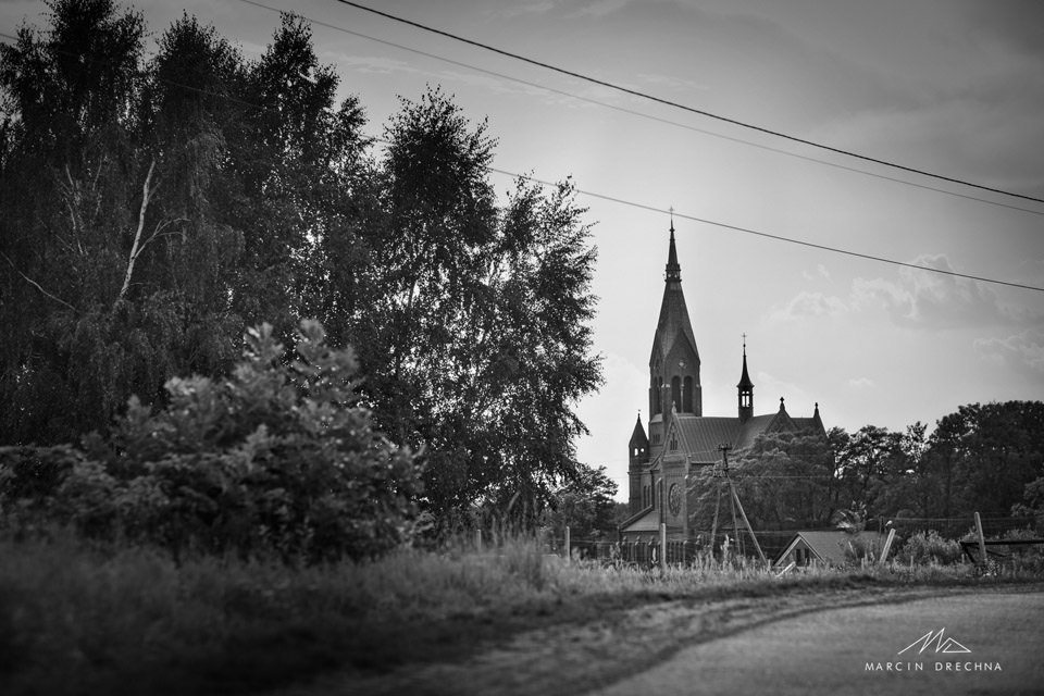 kościół parzno