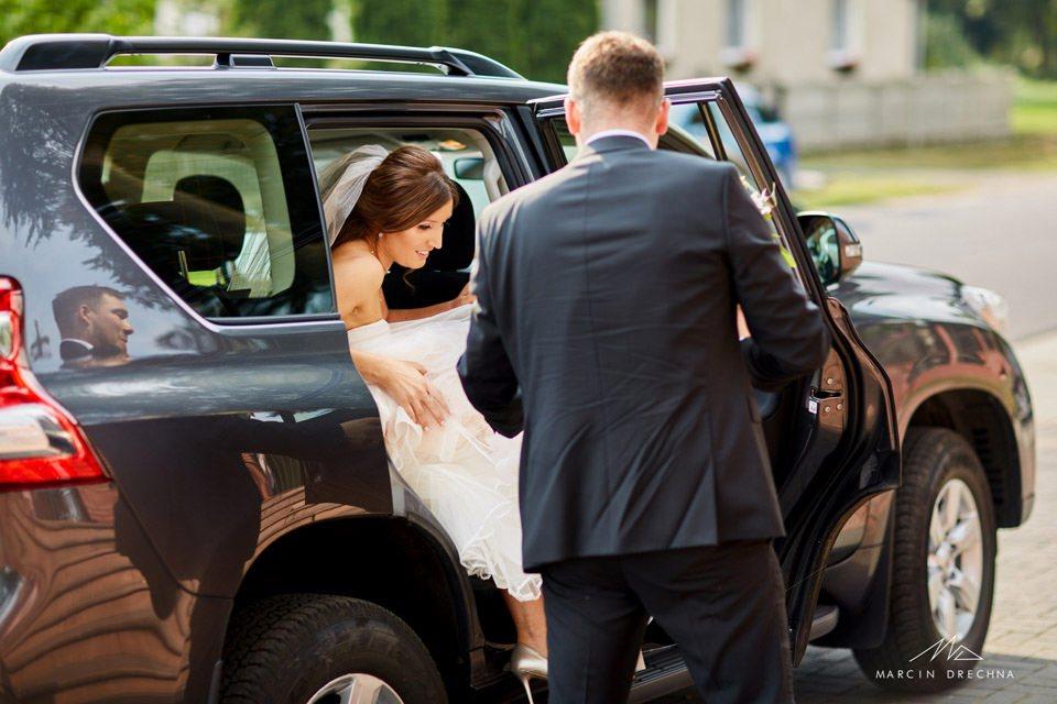 fotografia ślubna parzno
