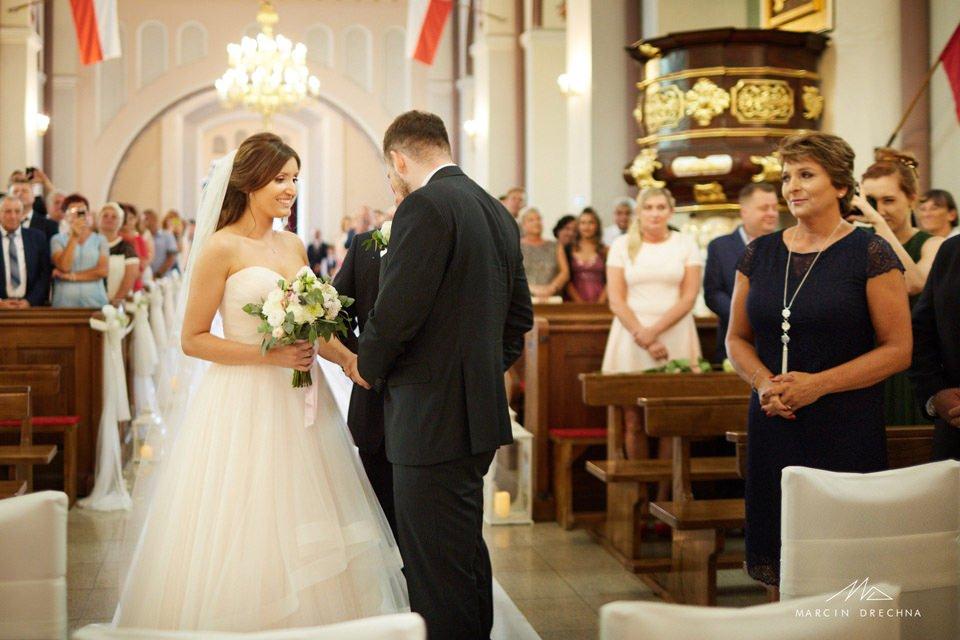 ślub parzno