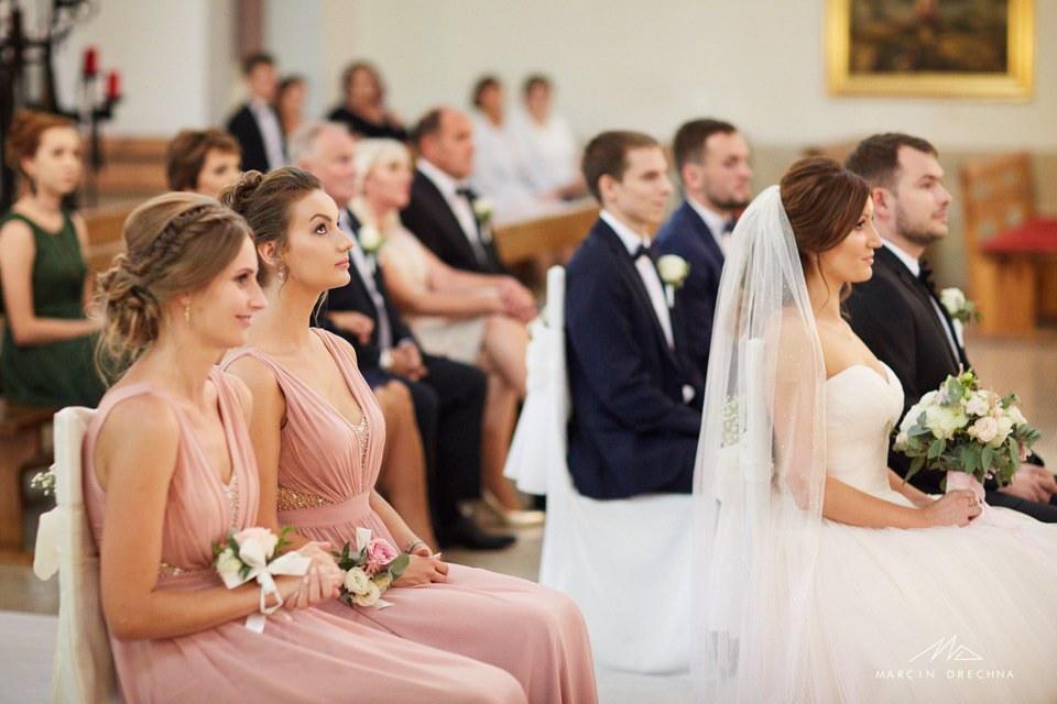 reporaż ślubny parzno