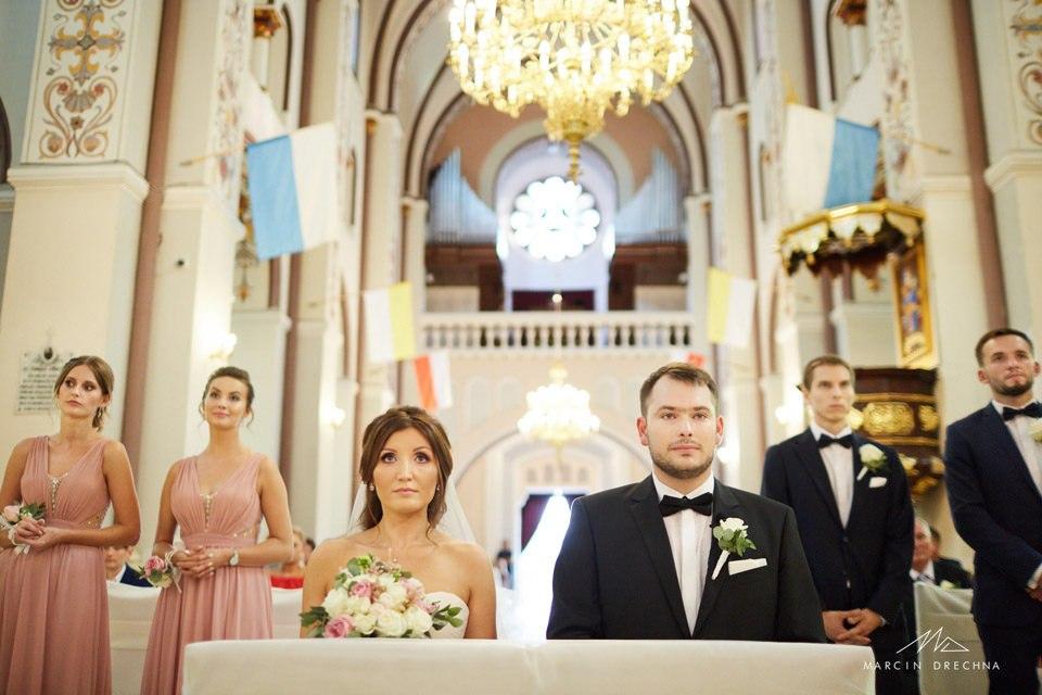 sesja ślubna parzno