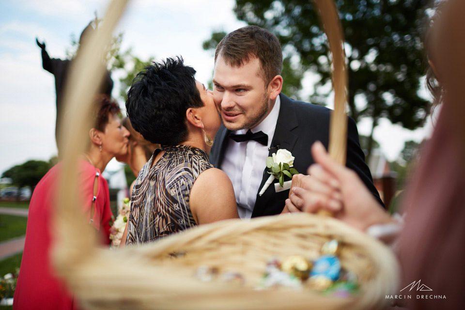 życzenia ślubne parzno