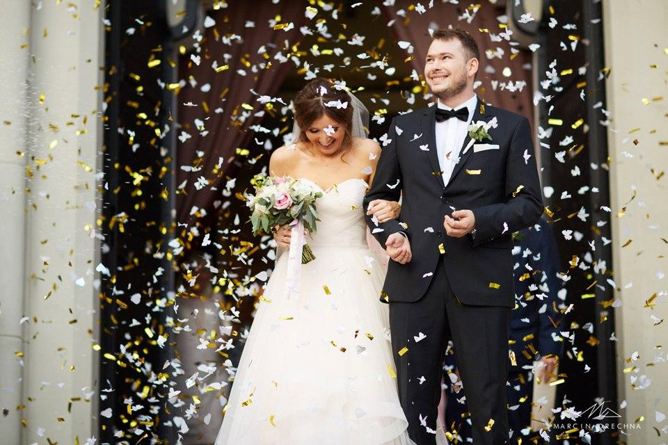 zdjęcia ślubne parzno
