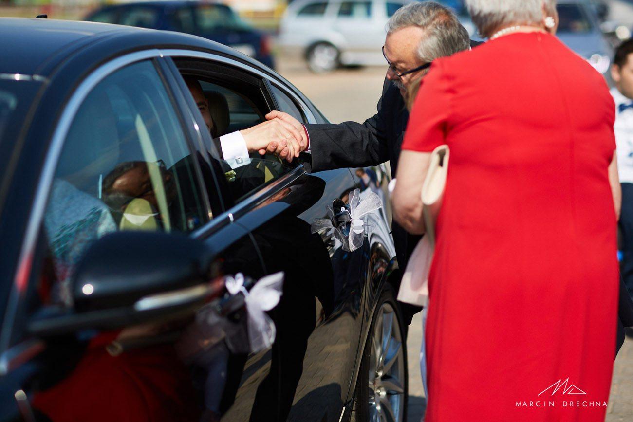 auto do ślubu piotrków