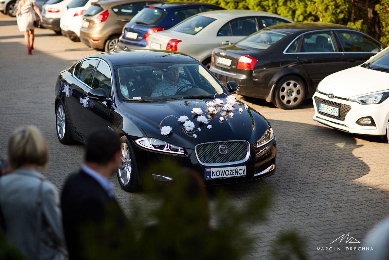 samochód do ślubu piotrków