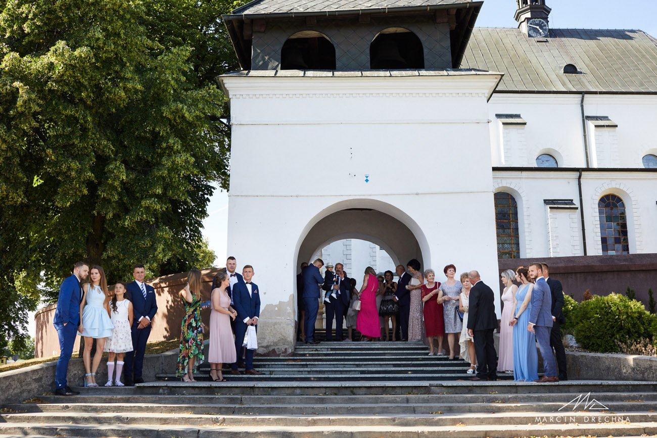 ślub w kościele w poddębicach