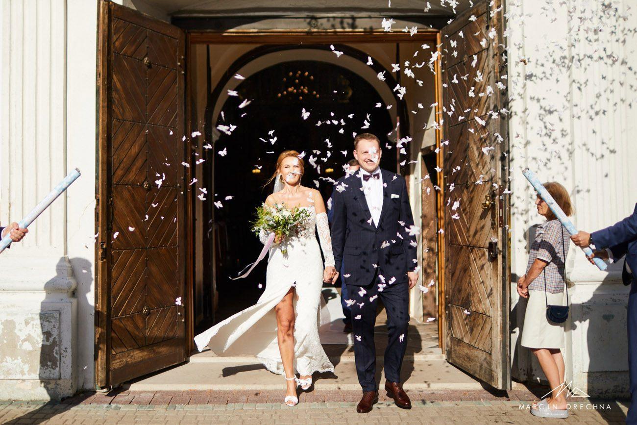 zdjęcia ślubne w poddębicach