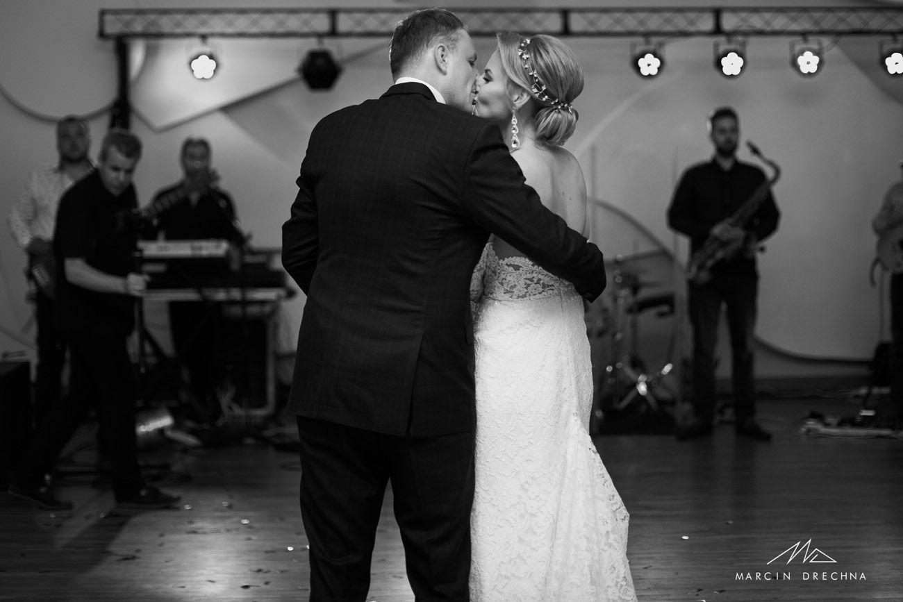 fotograf ślubny czarny staw nowy adamów