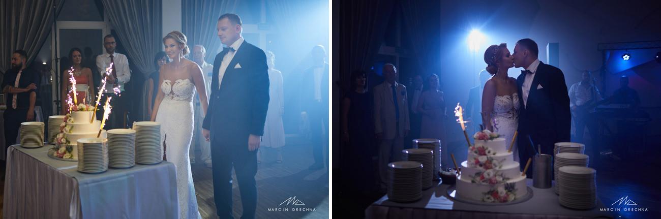 fotograf sala weselna czarny staw