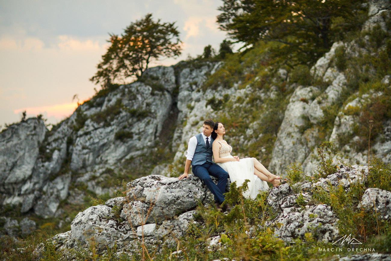 góra zborów zdjęcia ślubne