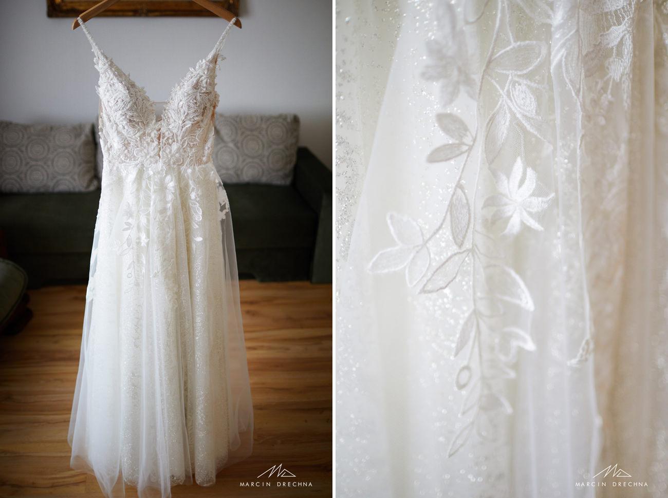 suknia ślubna tomaszów
