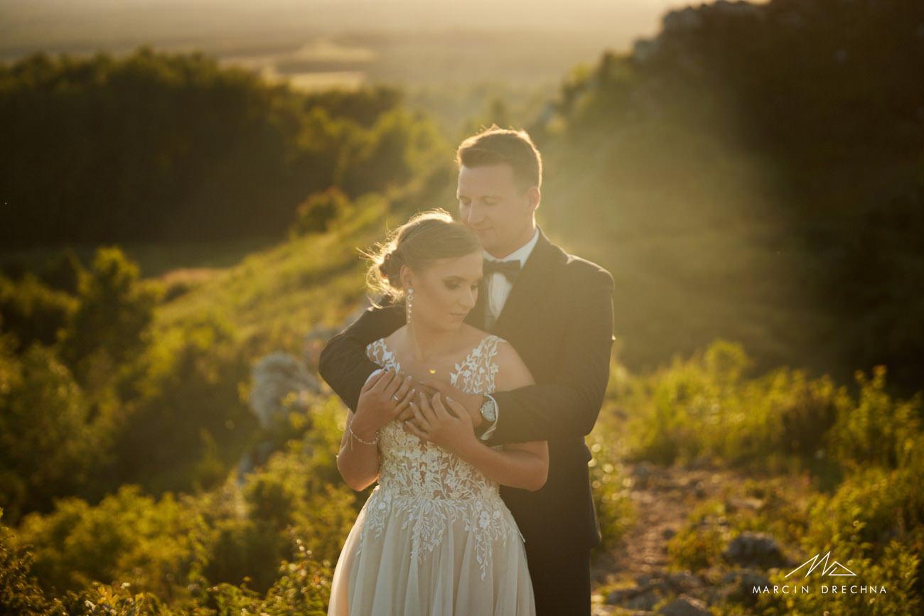 sesja ślubna góry świętokrzyskie