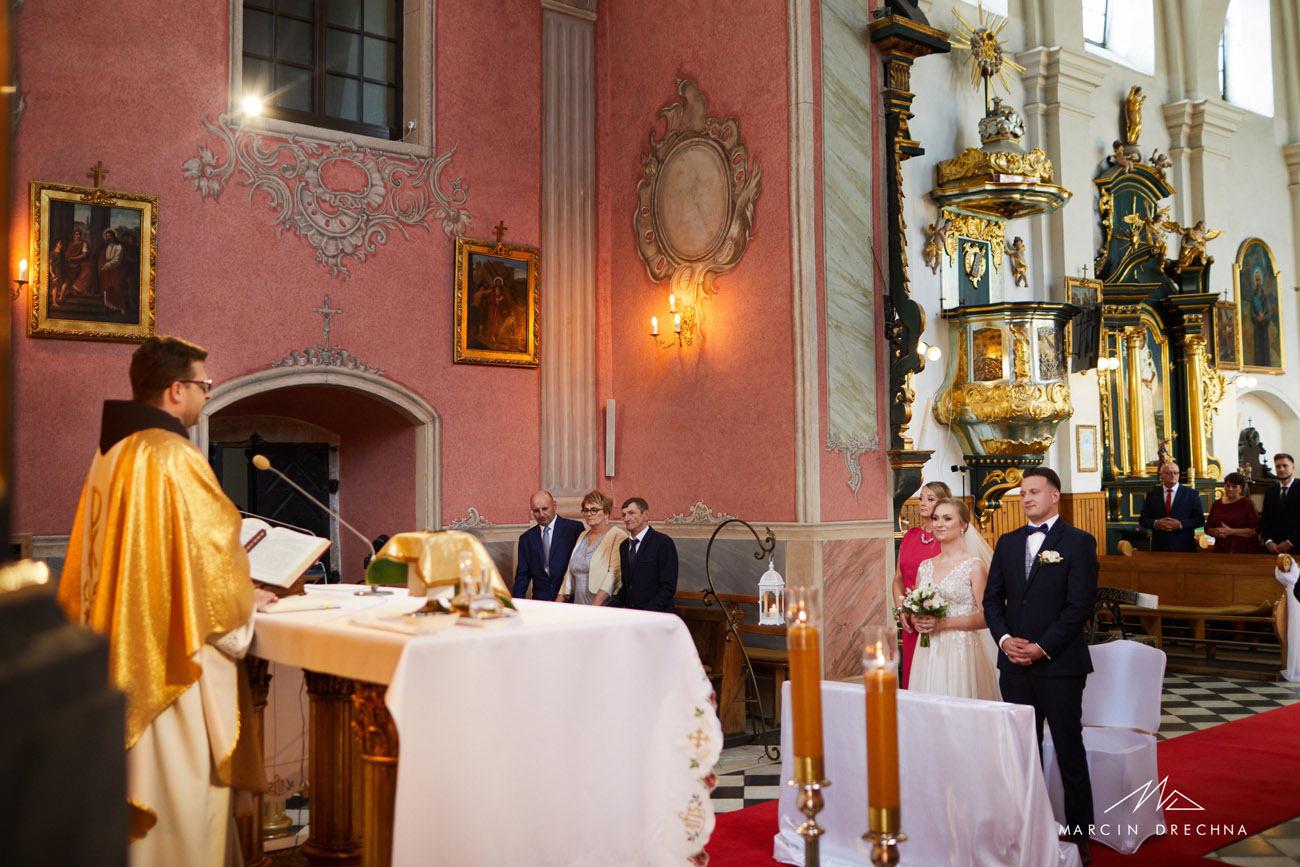 ślub u bernardyn w piotrkowie