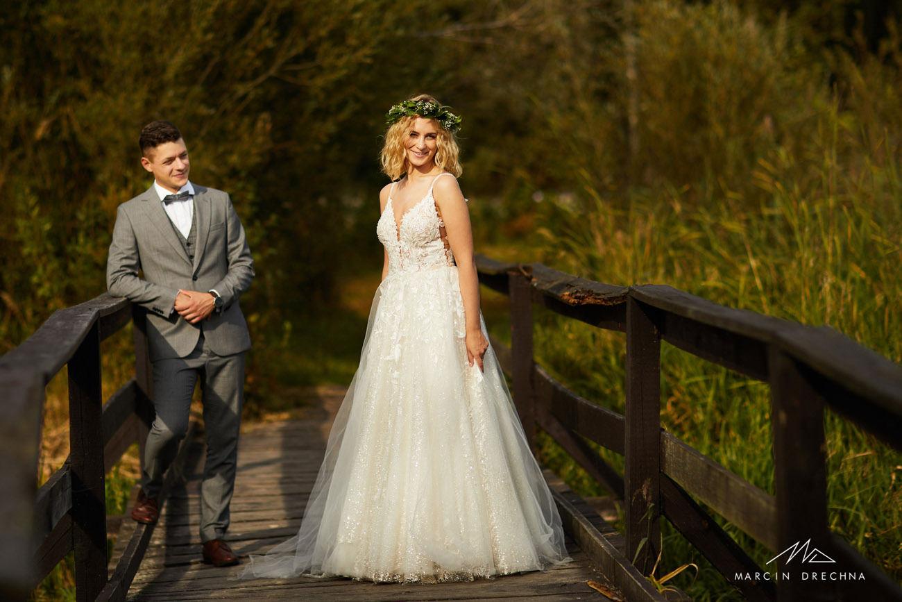 zalew sulejowski zdjęcia ślubne