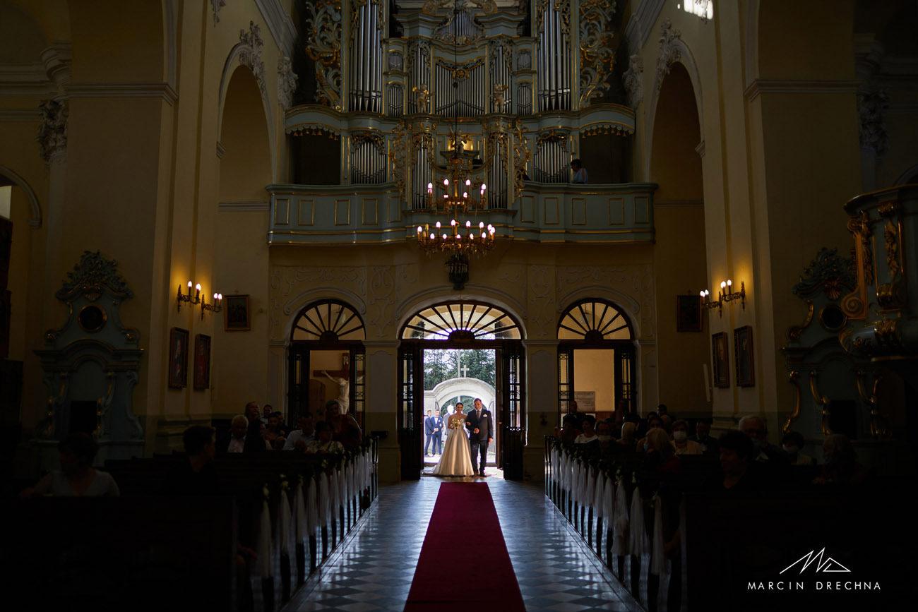 kościół w witowie ślub