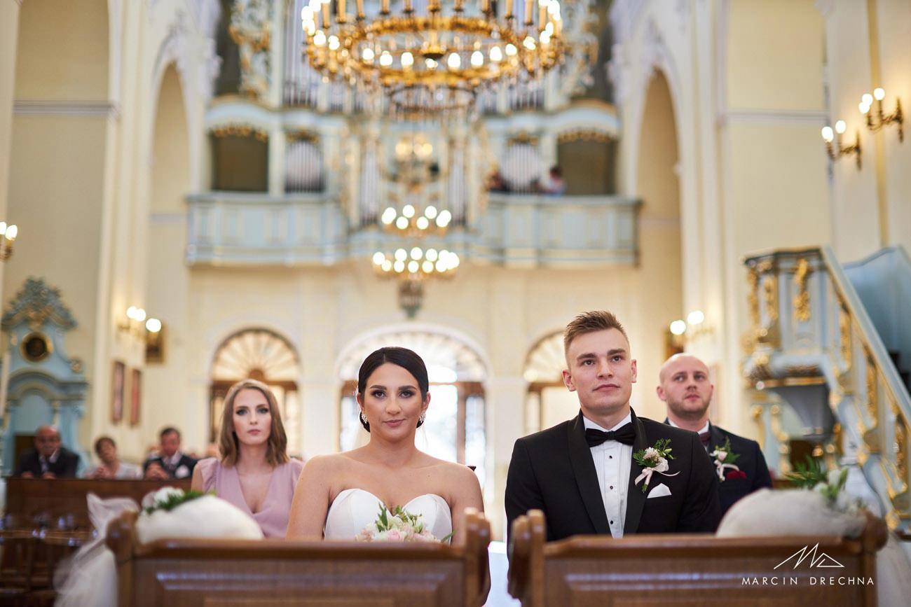 ślub w kościele blisko piotrkowa