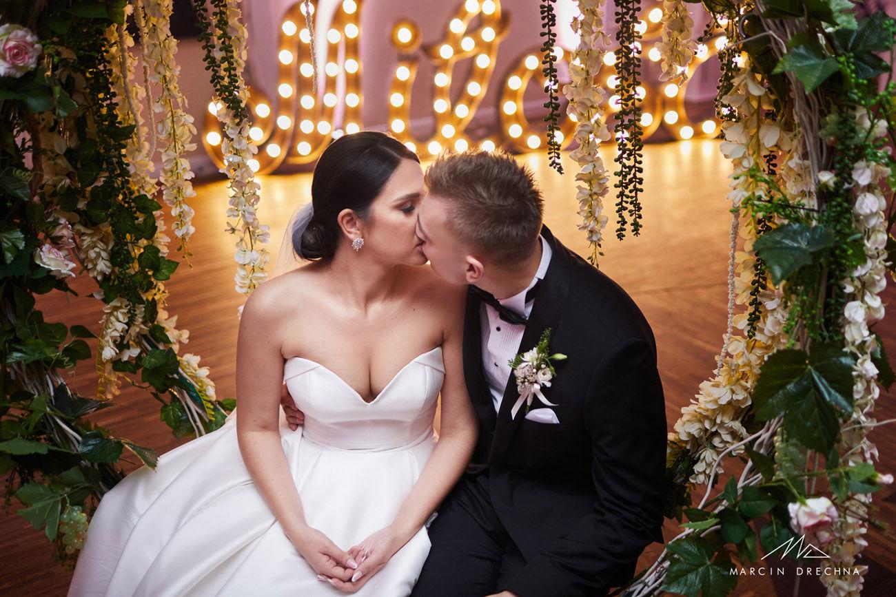 zdjęcia ślubne biały dworek w wolborzu